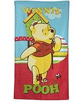 Buy Sassoon Winnie The Pooh Printed Towel