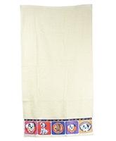 Buy Sassoon Dalmations Printed Towel