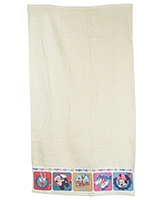 Buy Sassoon Mickey Mouse And Friends Printed Towel