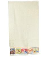 Buy Sassoon Winnie The Pooh And Friends Printed Towel