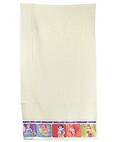 Buy Sassoon Disney Princess Printed Towel