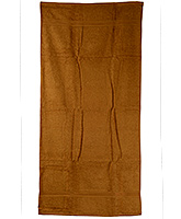Buy Sassoon Calzedonia Plain Bath Towel - Brown