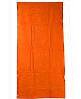 Buy Sassoon Calzedonia Plain Bath Towel - Orange
