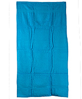 Buy Sassoon Calzedonia Plain Bath Towel - Blue