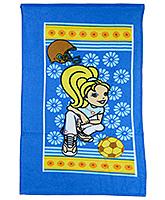 Buy Sassoon Girl Printed Printed Towel