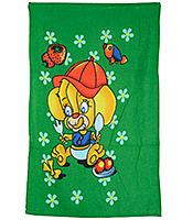 Buy Sassoon Cartoon Printed Towel