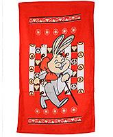 Buy Sassoon Rabbit Printed Towel