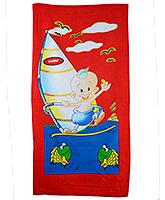 Buy Sassoon Baby Printed Towel