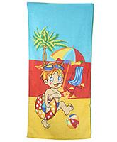 Buy Sassoon Boy Printed Towel