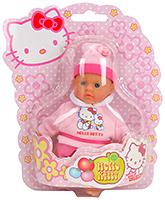 Buy Simba Hello Kitty Bald Baby Doll - 15 cm