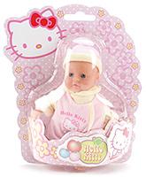 Buy Simba Hello Kitty Bald Bay Doll- Height 15 cm