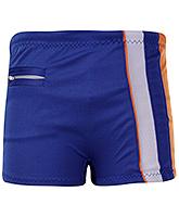 Buy Veloz Swimming Trunks Navy Blue