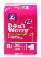Women's Hygiene - Don't Worry - Ultra Thin Pads