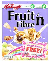 Buy Kelloggs Fruit n Fibre - 375 gram