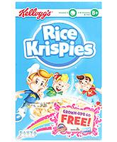Buy Kelloggs Rice Krispies - 340 gram