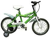 Buy Tobu Ghost Green Bicycle - 16 inch