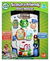 Leap Frog - Scout & Friends Baby Walker 6 Months - 3 Years, Support And Encourage Your Baby'...