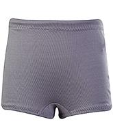 Buy Veloz Plain Swimming Trunks - Grey