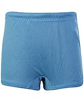 Buy Veloz Plain Swimming Trunks - Blue