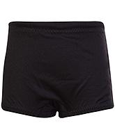 Buy Veloz Plain Swimming Trunks - Black