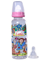 Littles Designer Maxi Feeding Bottle 250 ml