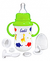 Little's - Royal Mini Polycarbonate Feeding Bottle