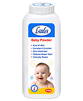 Little's - Baby Powder Pure 'N' Mild - 200 Gm