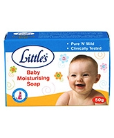 Little's - Baby Moisturising Soap