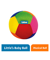 Little's Baby Ball - Multi Color
