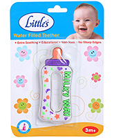 Little's - Water Filled Teether - Milkyway