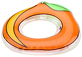 Little's - Water Filled Teether - Orange - 3 Months+