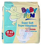 Baby Fun - Diapers