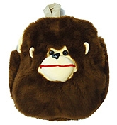 Buy Hello Toys Monkey Face Soft Bag