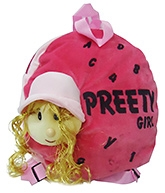 Buy Hello Toys Pretty Girl Soft Bag