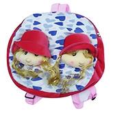Buy Hello Toys Double Face Girl Soft Bag