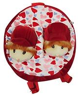 Buy Hello Toys Double Face Boy Soft Bag