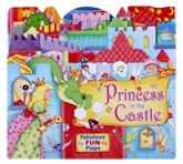 Princess In The Castle Flap Book