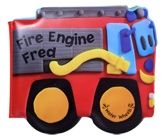Fire Engine Fred - Bath Book