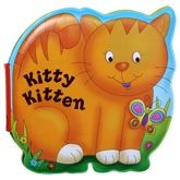 Kitty Kitten - Bath Book