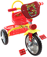 Buy Angry Bird Tricycle with Angry Bird Print - Red