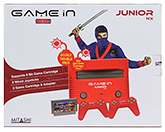 Buy Mitashi Game In Junior NX - Black