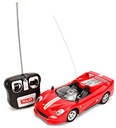 Fab N Funky Kids Remote Control Car - Red