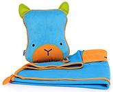 Buy Trunki SnooziHedz Travel Pillow and Blanket Bert - Blue