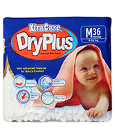 Xtra Care Dry Plus - Disposable Baby Diapers