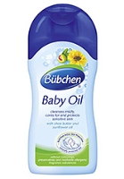 Buy Bubchen Baby Oil - 200 ml