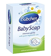 Buy Bubchen Baby Soap 125 Grams