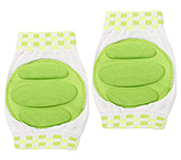 Buy Fab N Funky Baby Knee Pad With Apple Shape