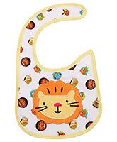 Buy Littles Baby Bibs - Lion Face Print