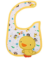 Buy Littles Baby Bibs - Duck Print