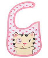 Buy Littles Baby Bibs - Cat Print